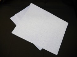マイクロファイバーセームは高品質のマイクロファイバー繊維(超極細繊維)を高密度でプレス成型した今までにないハイテククロスです