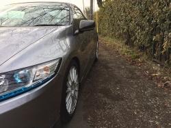 洗車傷を消し極上の艶にするカーコーティング/スーパーゼウスpremiumをホンダ/CR-Zに施工した評判・人気・口コミ