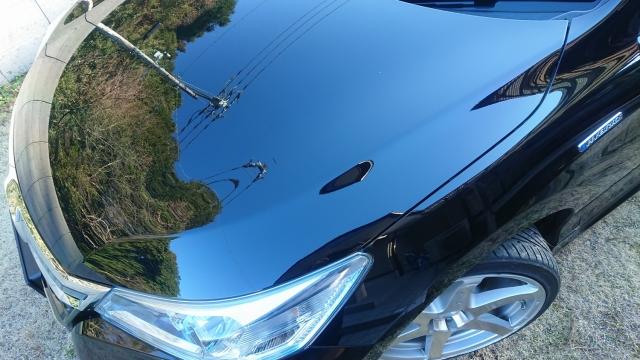ホンダ/アコードに車の下地処理に最適なコーティングコンディショナーを施工した評判・人気・評価・おすすめ・レビュー・口コミ