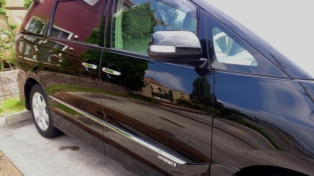 トヨタエスティマにガラスコーティングゼウスの【限定お試しセット】『スタートアップセット』を施工した評判・効果・レビュー・口コミ