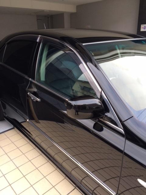 トヨタ クラウン マジェスタに雨ジミ・水垢除去性能に優れたファイングロスを施工した評判・人気・評価・おすすめ・レビュー・口コミ