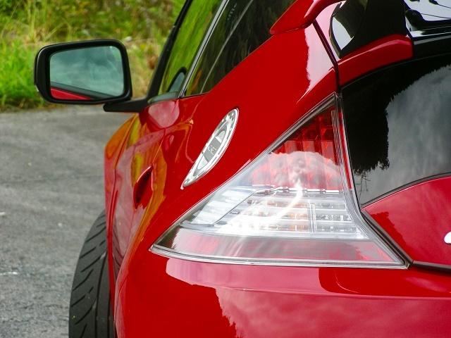 ホンダ CR-Zに洗車傷消し効果の高いカーコーティングスーパーゼウスを施工した評判・人気・評価・おすすめ・レビュー・口コミ