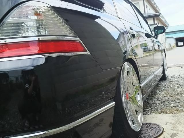 ホンダ  RB1 オデッセイに車のボディの艶・傷消し効果の高いスーパーゼウスを施工したコーティング評判・人気・評価・おすすめ・レビュー・口コミ