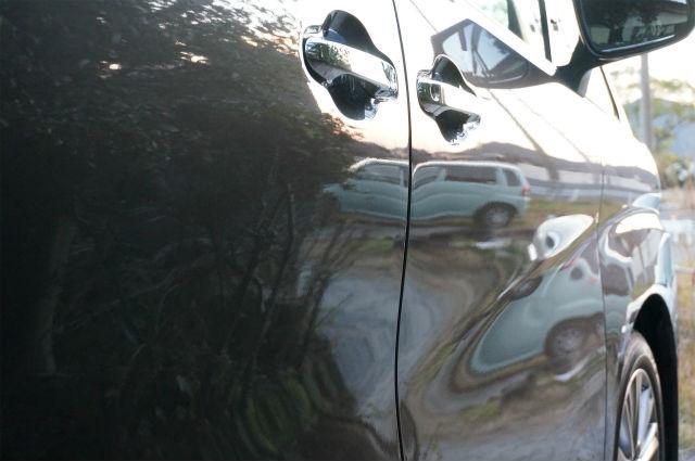 トヨタ ヴェルファイアに光沢・鏡面感が絶賛のスーパーゼウスpremiumを施工した評判・人気・評価・おすすめ・レビュー・口コミ