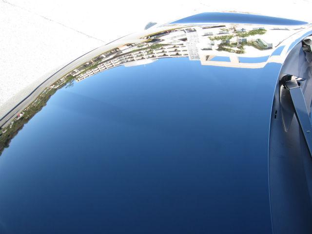 日産 マーチニスモSに洗車傷消し効果の高いカーコーティングスーパーゼウスを施工した評判・人気・評価・おすすめ・レビュー・口コミ