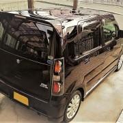 兵庫県のユーザーがスズキの軽自動車/ワゴンRにプレミアム・コーティング/スーパーゼウス【Premium】を施工