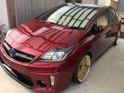 人気の車の硬化系ガラスコーティング/D・アーマーをトヨタ/プリウスに施工したコーティング評判・評価・おすすめ・口コミ