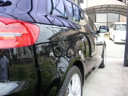 Audi ブラックメタリック