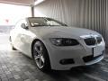 BMW335iカブリオレにハイブリッドナノガラスの「ベースセット」を使用したコーティング効果・評判・レビュー・口コミ